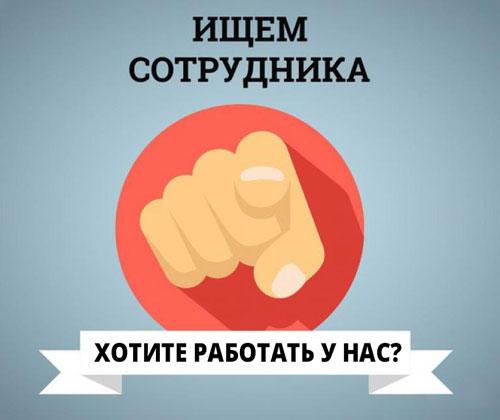 Работа в Москве в дружном коллективе
