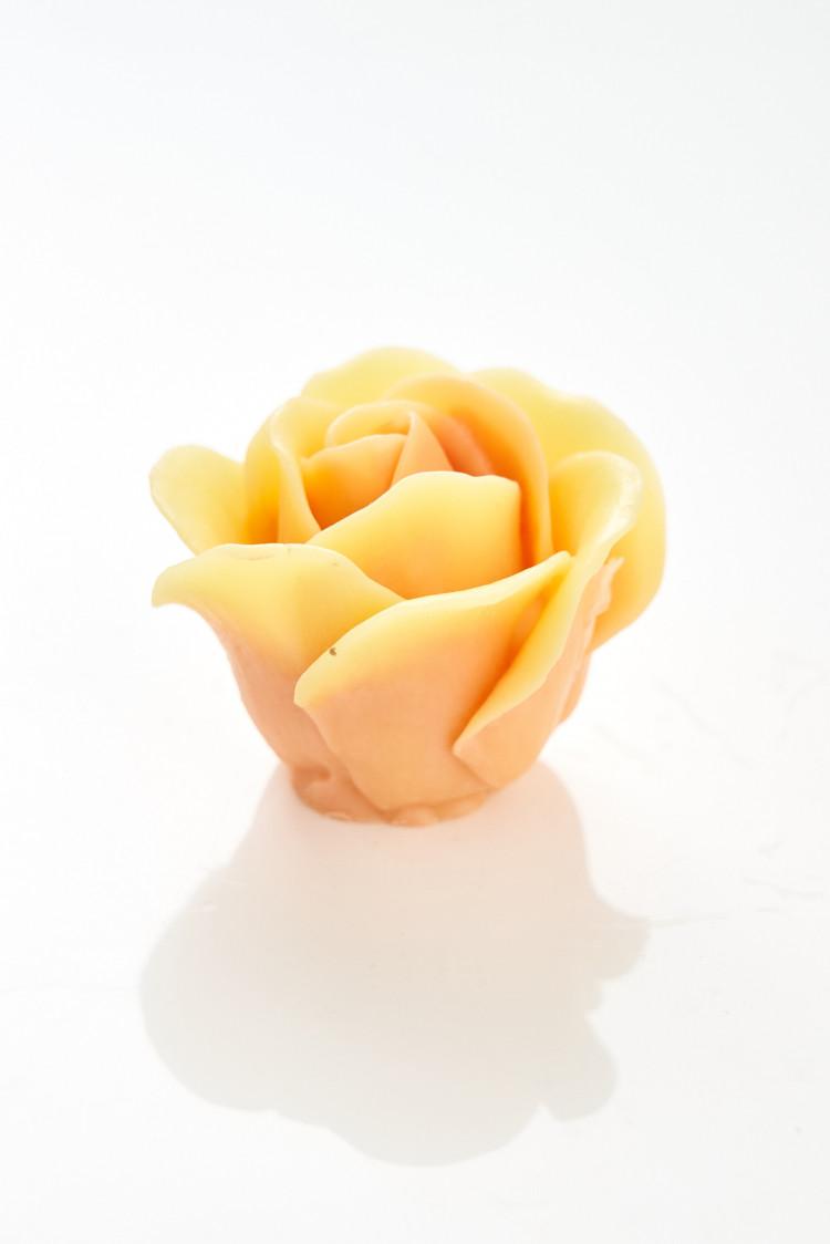 Роза Очарование силиконовая форма 3D*